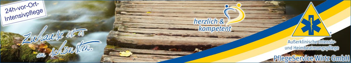 PflegeService Wirtz GmbH – Intensivpflege Heimbeatmung